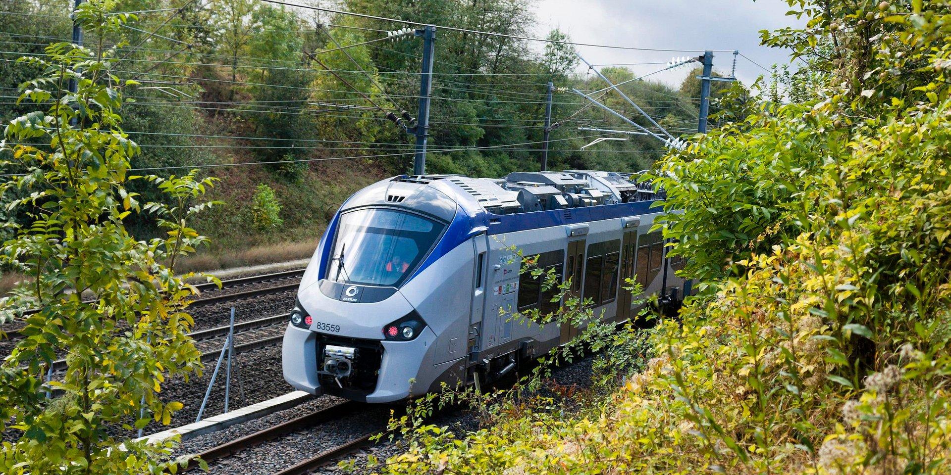 Alstom dostarczy 16 dodatkowych pociągów Coradia Polyvalent do regionu Bourgogne-Franche-Comté