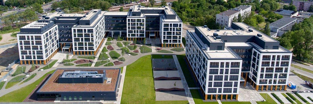 Colliers doradzał Vastint w sprzedaży pierwszych budynków kompleksu Business Garden Wrocław