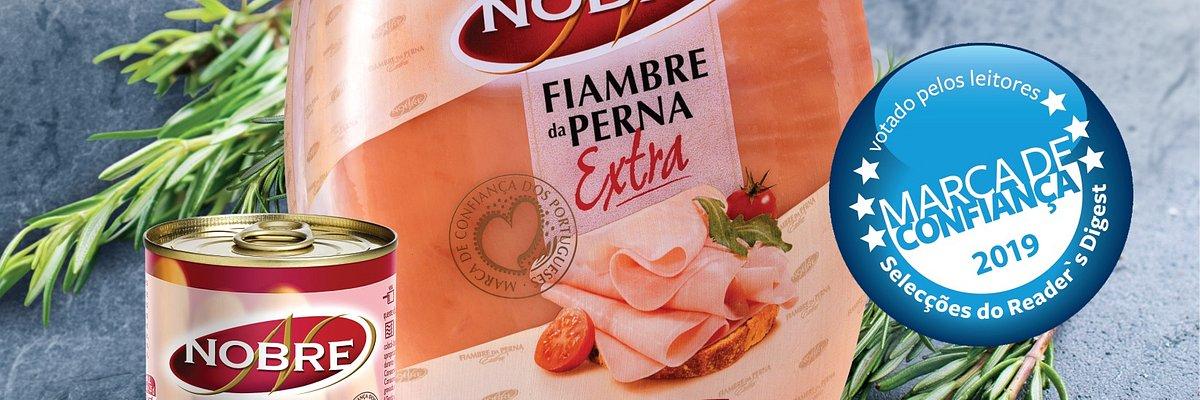 Nobre é Marca de Confiança dos Portugueses