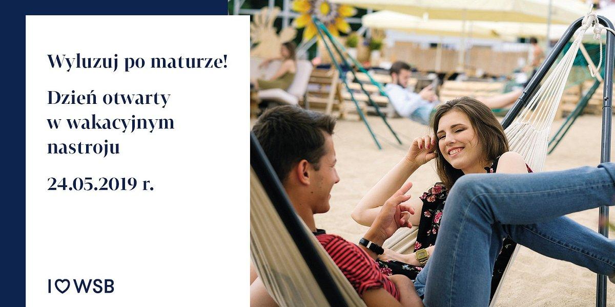Dzień otwarty dla maturzystów - wykłady i warsztaty w wakacyjnym nastroju