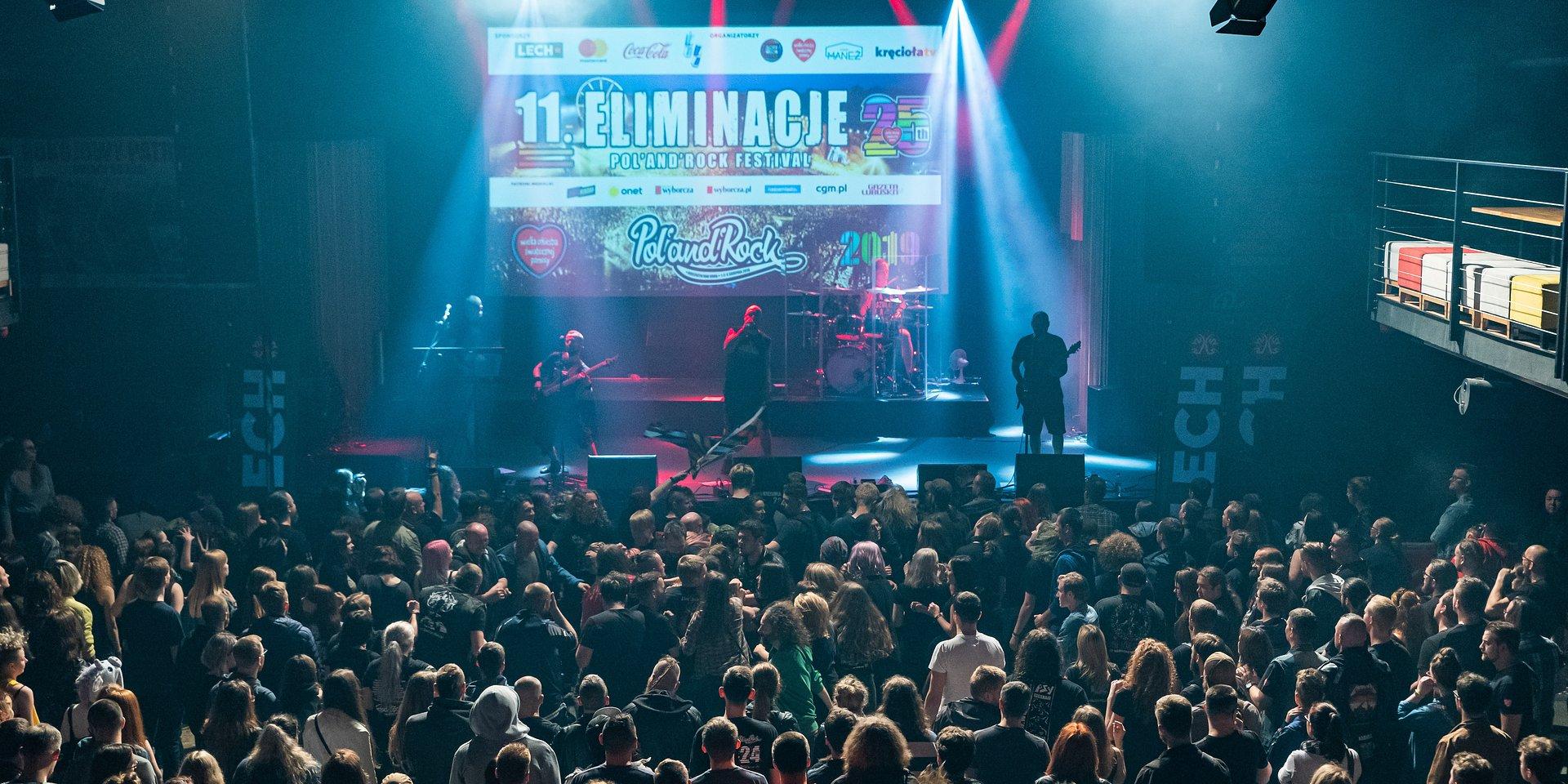 Znamy finalistów Eliminacji do Pol'and'Rock Festival!