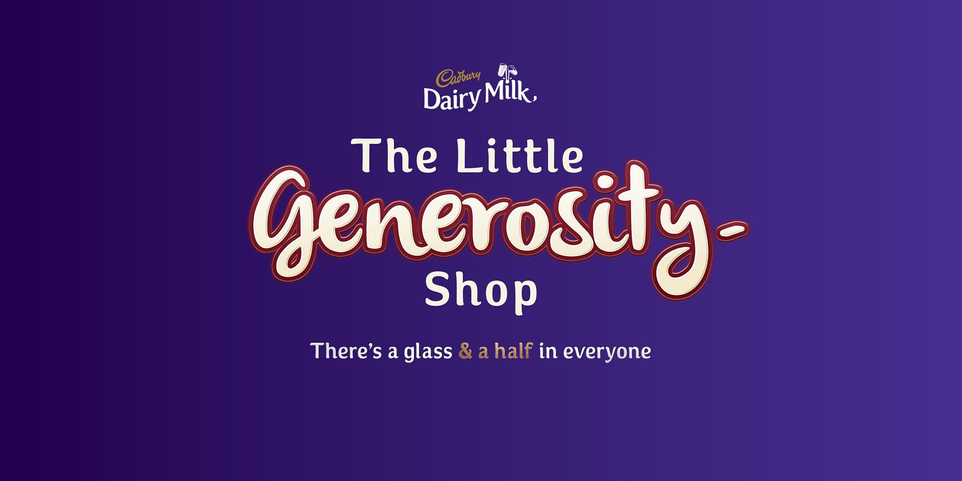 Cadbury Dairy Milk sparks selfless giving through 'The Little Generosity Shop'
