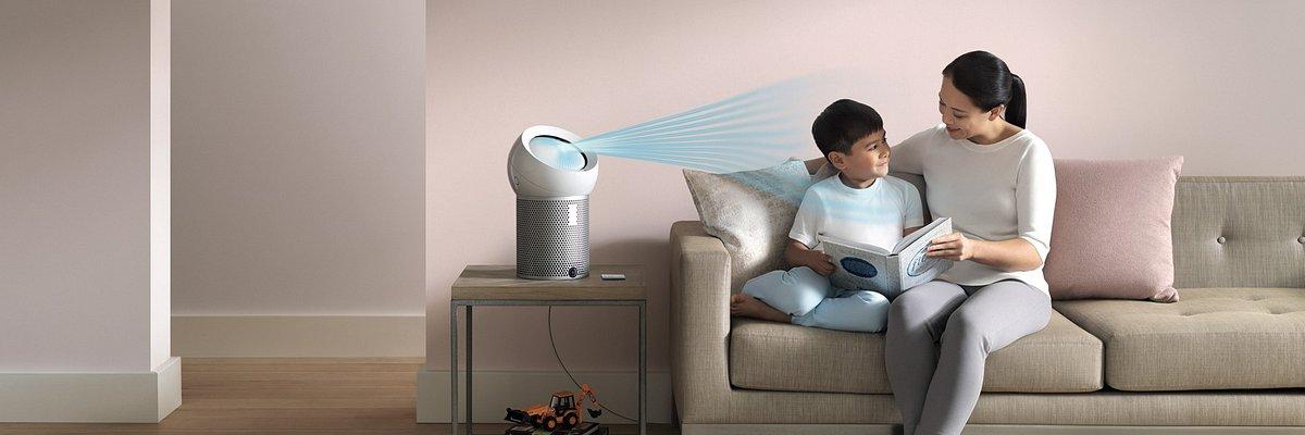 Dyson wprowadza pierwszy, osobisty oczyszczacz powietrza Dyson Pure Cool Me™