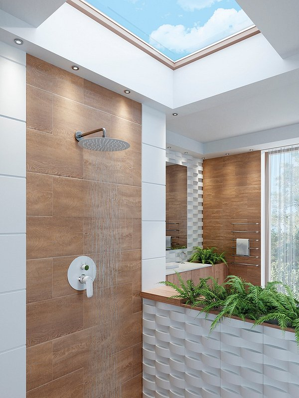 Nowości od marki Laveo – podtynkowe komplety prysznicowe