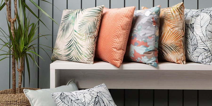 Nowości! Poznaj nowe wzory poduszek dekoracyjnych!