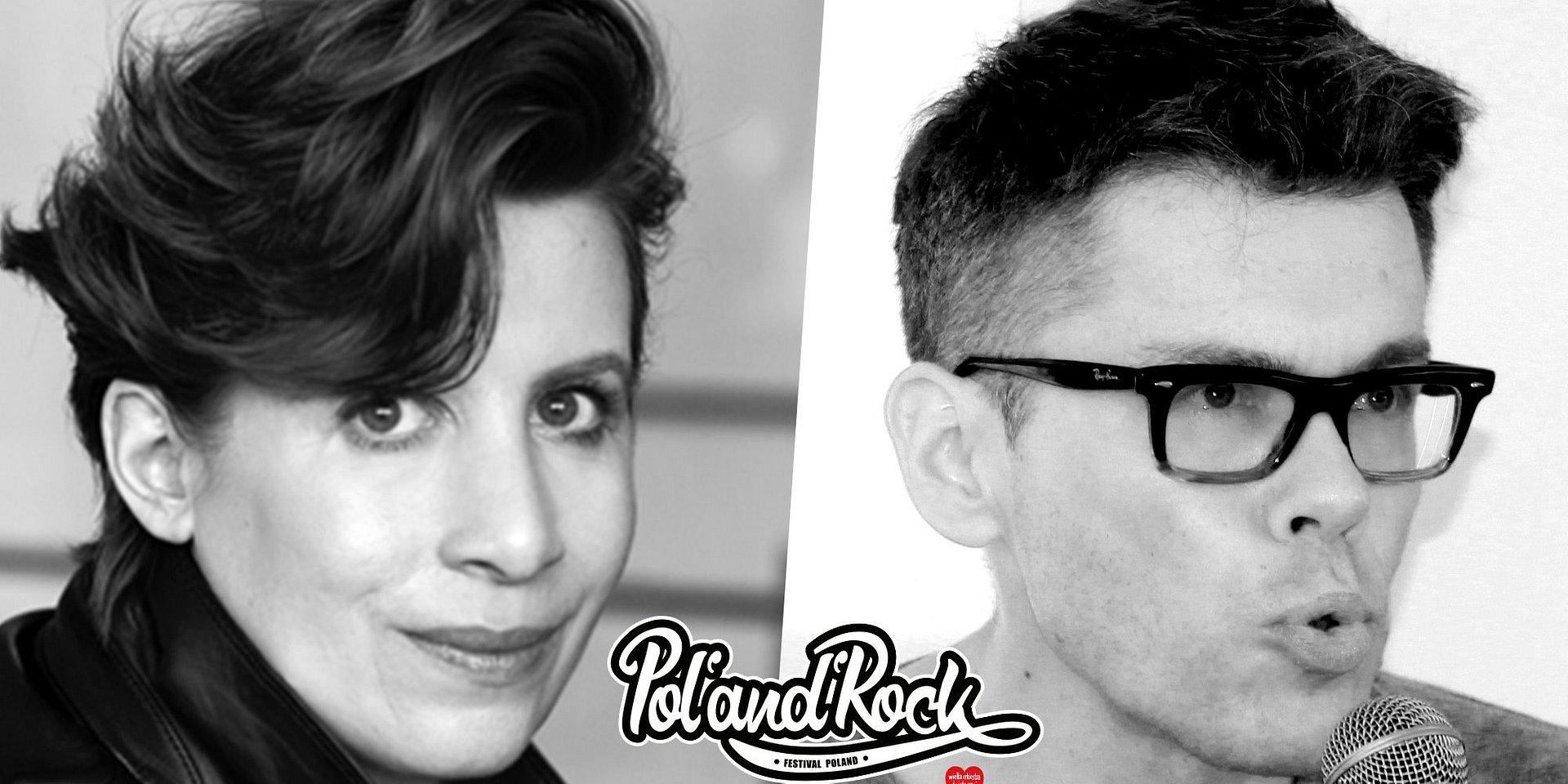 Justyna Kopińska i Igor Tuleya gośćmi Po'and'Rock Festival
