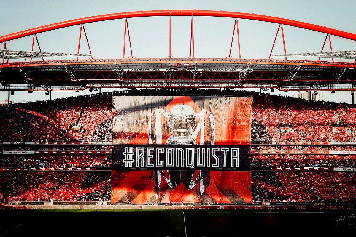 BrandCook na #reconquista do Benfica