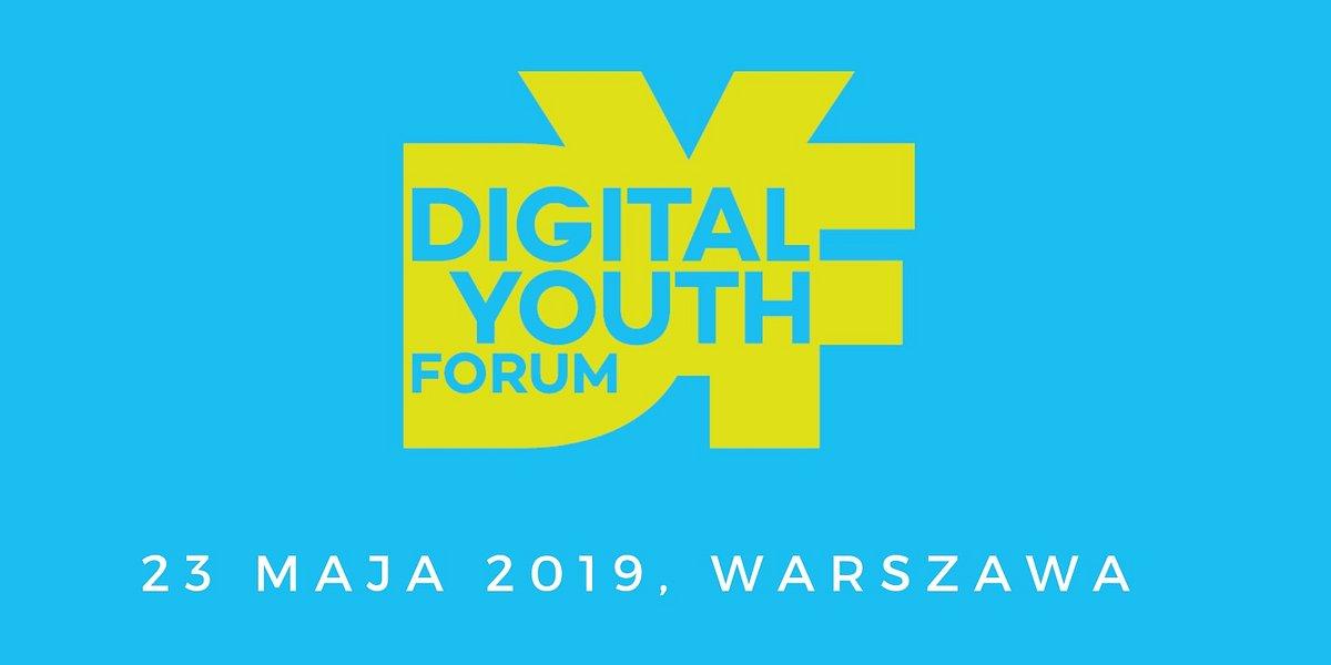 Digital Youth Forum – czyli młodzi ludzie o kreatywnym wykorzystaniu internetu i nowych technologii – już po raz czwarty w Warszawie