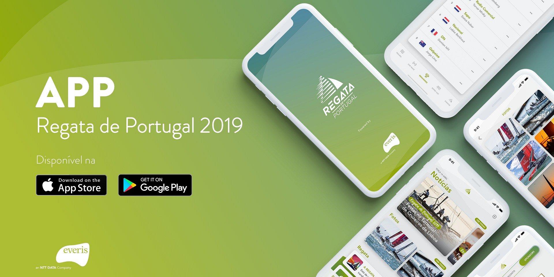 everis coloca Regata de Portugal no telemóvel