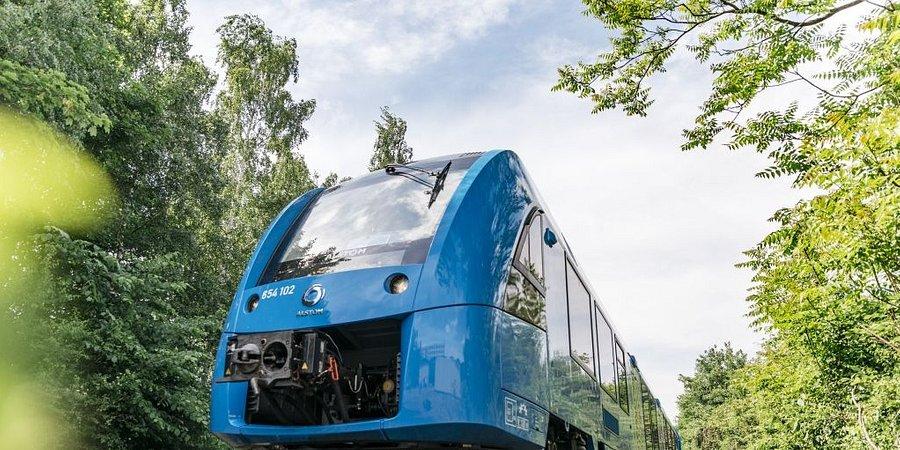 Spółka zależna RMV, fahma, zamówiła w Alstomie największy na świecie tabor pociągów wodorowych