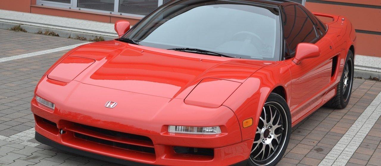 NSX – japoński konkurent Ferrari i Porsche