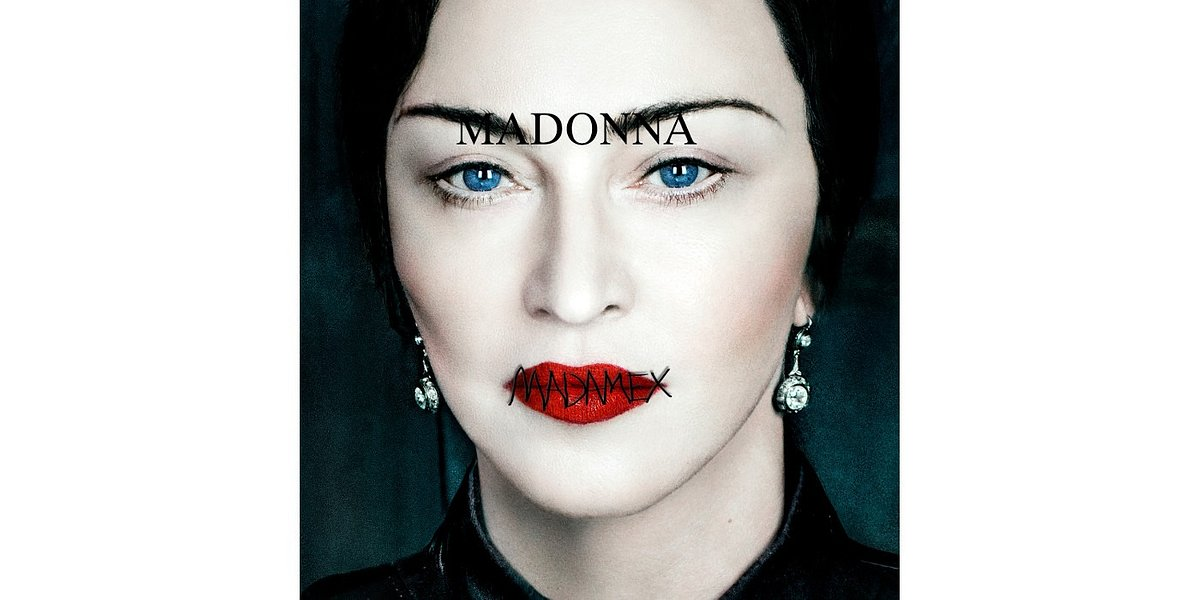 "Madonna z klipem do ""Crave"""
