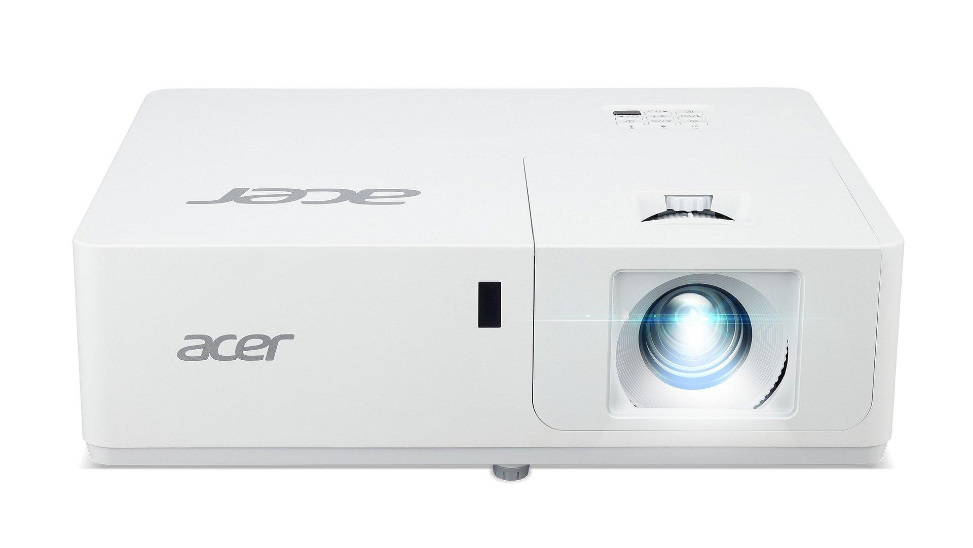 Nowe projektory laserowe od Acera z serii PL. Powstały z myślą o zastosowaniach profesjonalnych