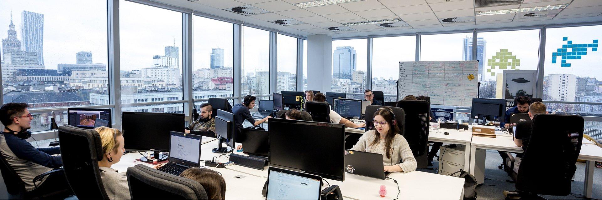 The biggest Polish IT school enters Romania