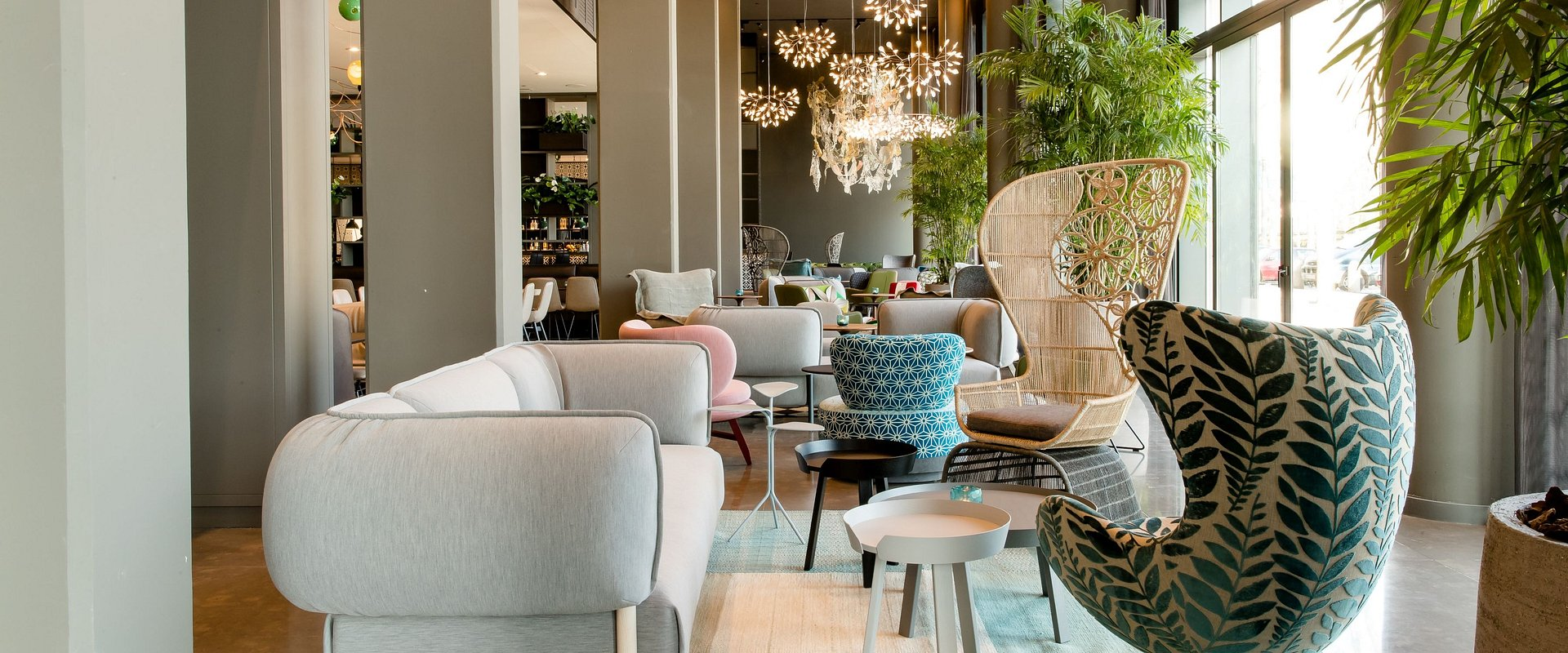 Interzum 2019: Idealne i niepowtarzalne wnętrze hotelu z produktami Pfleiderera