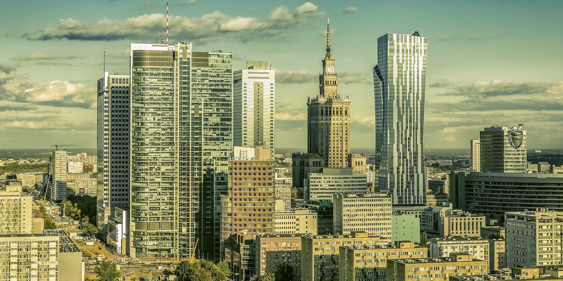 Warszawa goni londyńskie City, a biur wciąż brakuje