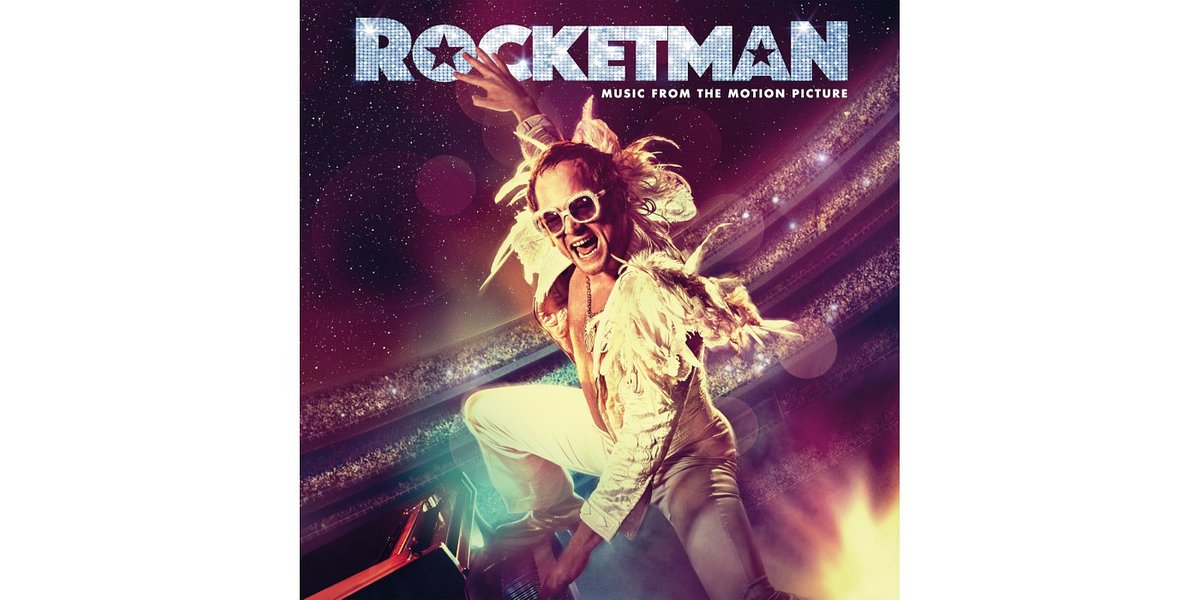 "Album ""Rocketman: Music From The Motion Picture"" już dostępny"