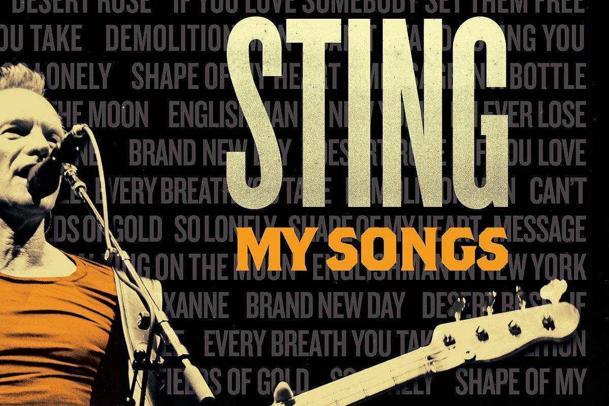 """Życie Stinga w 17 piosenkach – sprawdź """"My Songs"""""""