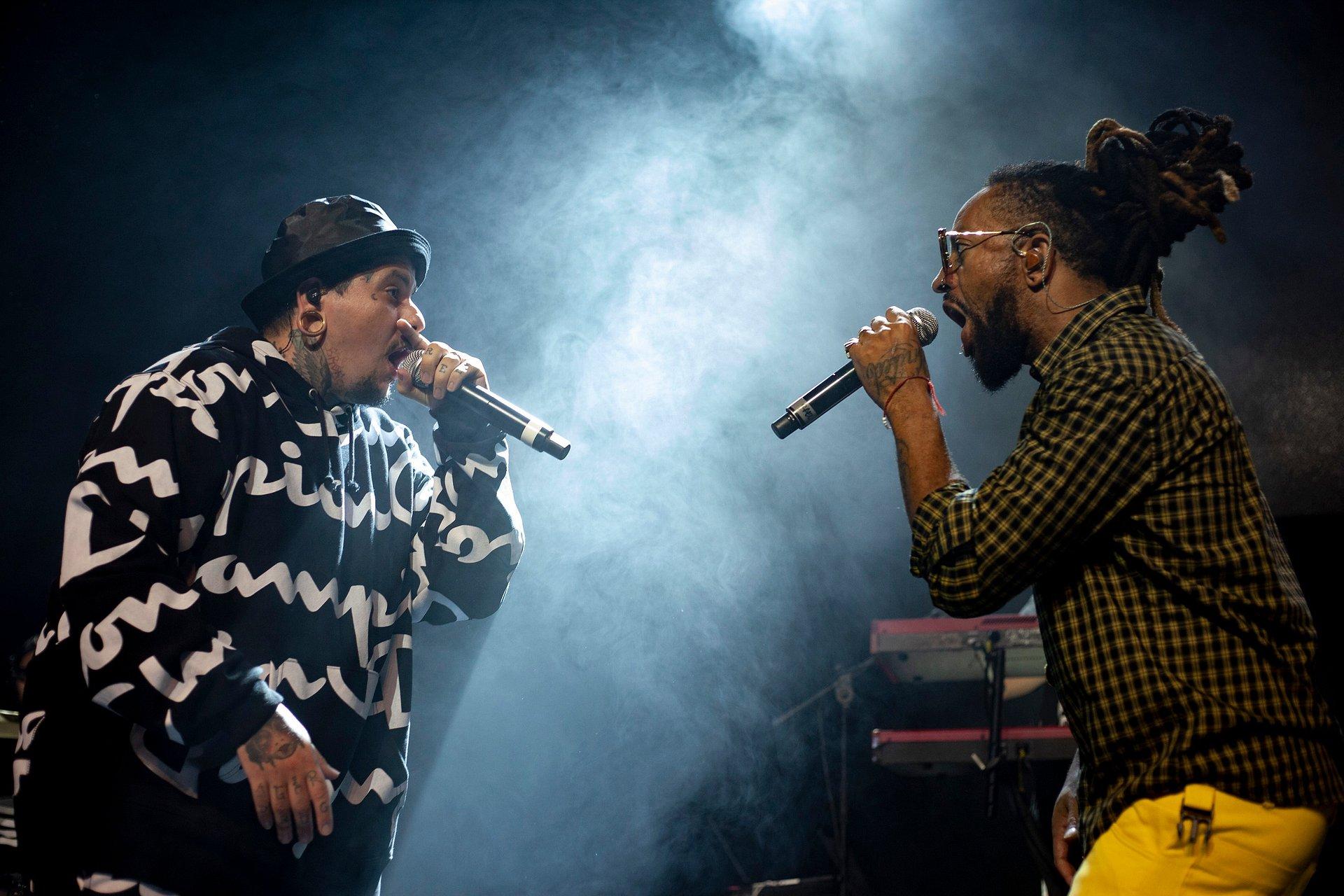 Agir e o rapper Rael contagiam Capitólio na penúltima Galp Music Valley Session