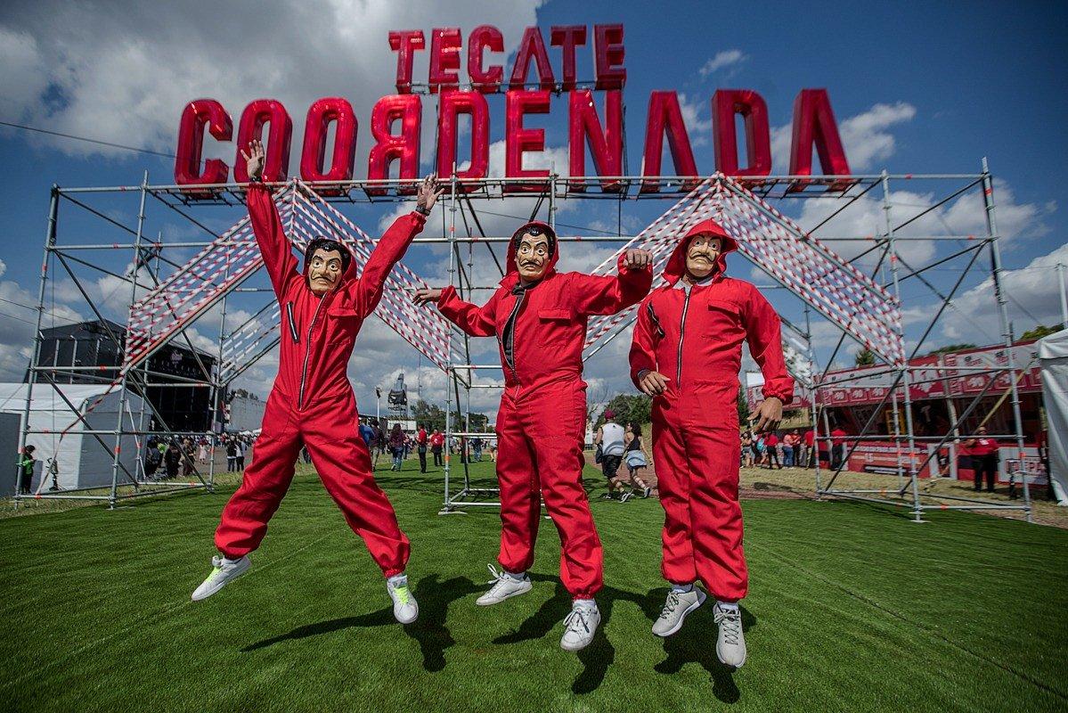 En su sexta edición, regresa el festival más importante de la Perla de Occidente ¡Tecate Coordenada!
