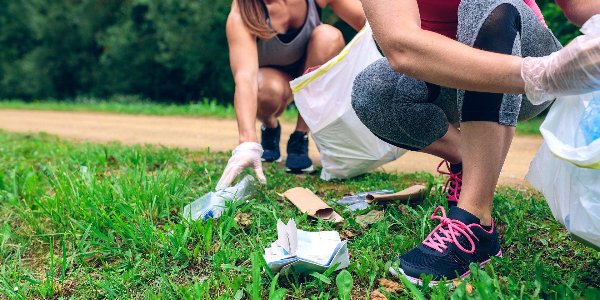 Plogging – pomagaj planecie… biegając!