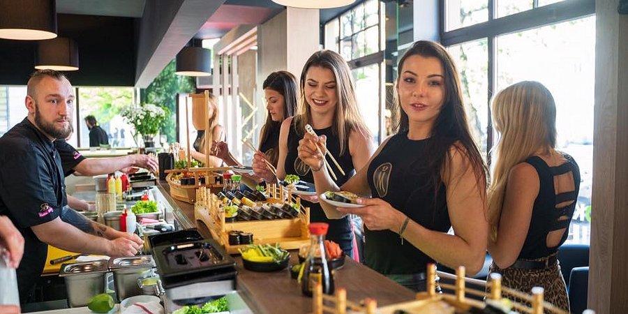 Nowy sushi bar w Szczecinie