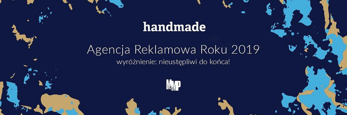 Hand Made w gronie czterech najlepszych agencji reklamowych w Polsce!