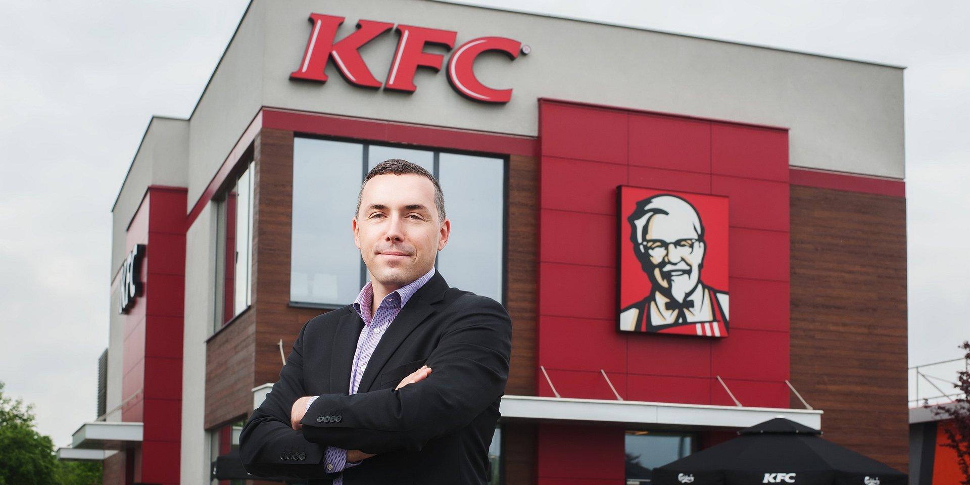 Dynamiczny rozwój KFC