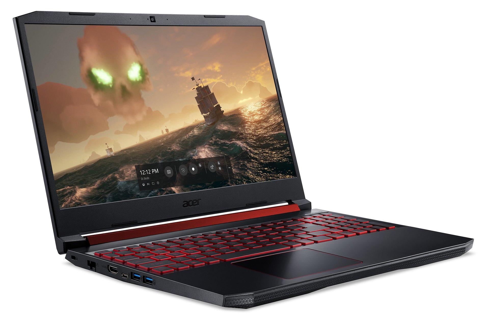 Acer przedstawia nowe notebooki Nitro 5 i Swift 3 z mobilnymi procesorami AMD Ryzen drugiej generacji