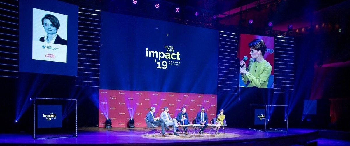 Impact'19 w Krakowie