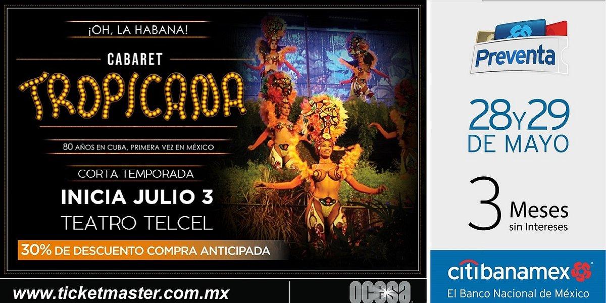 ¡Oh, La Habana! del Cabaret TROPICANA abre más funciones
