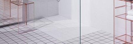 Brodziki Laufen Solutions - łazienka w innym wymiarze projektowania