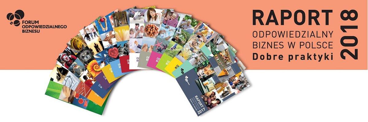Dobre praktyki AmRest docenione w Raporcie Forum Odpowiedzialnego Biznesu