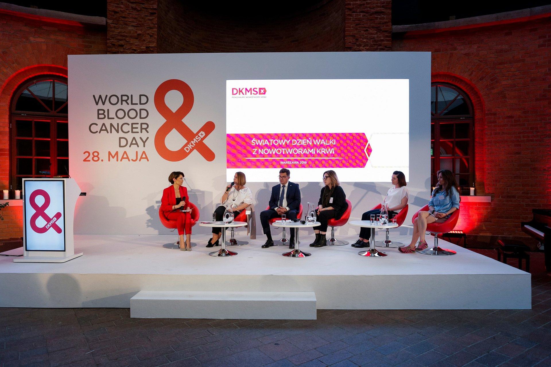 Szansa dla dzieci ze wznową białaczki - Fundacja DKMS sponsorem niekomercyjnego badania
