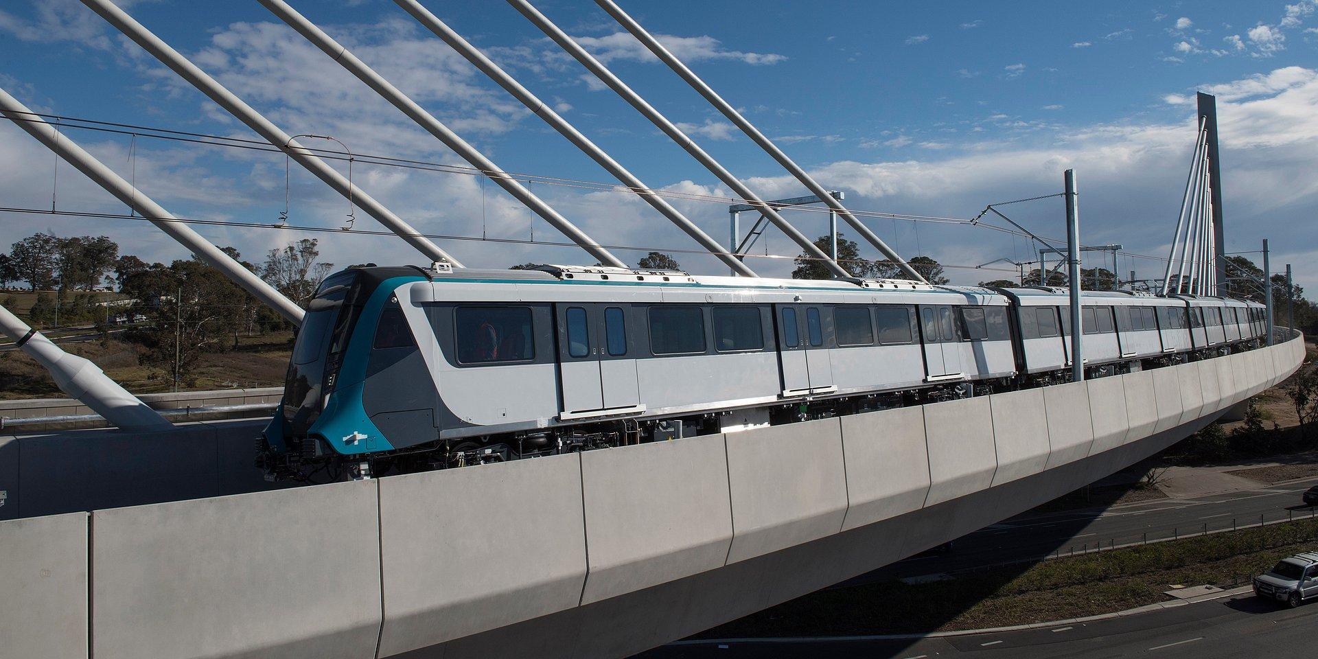 Metro w Sydney wprowadzone do eksploatacji