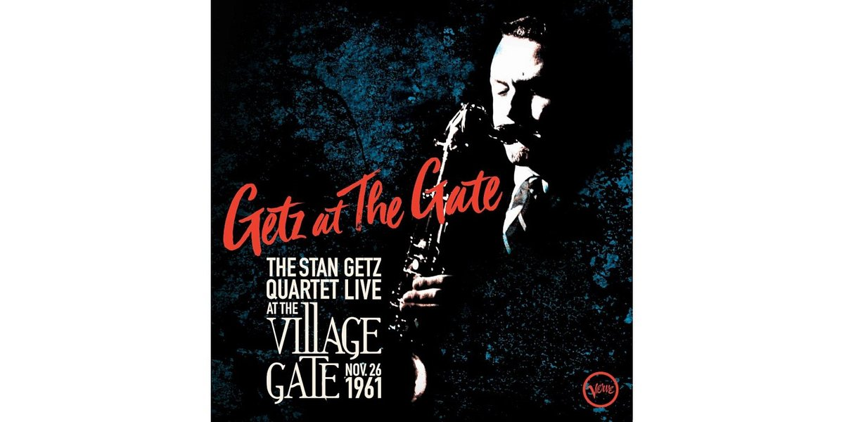 """Stan Getz – """"Getz At The Gate"""" – niepublikowany koncert już w czerwcu"""