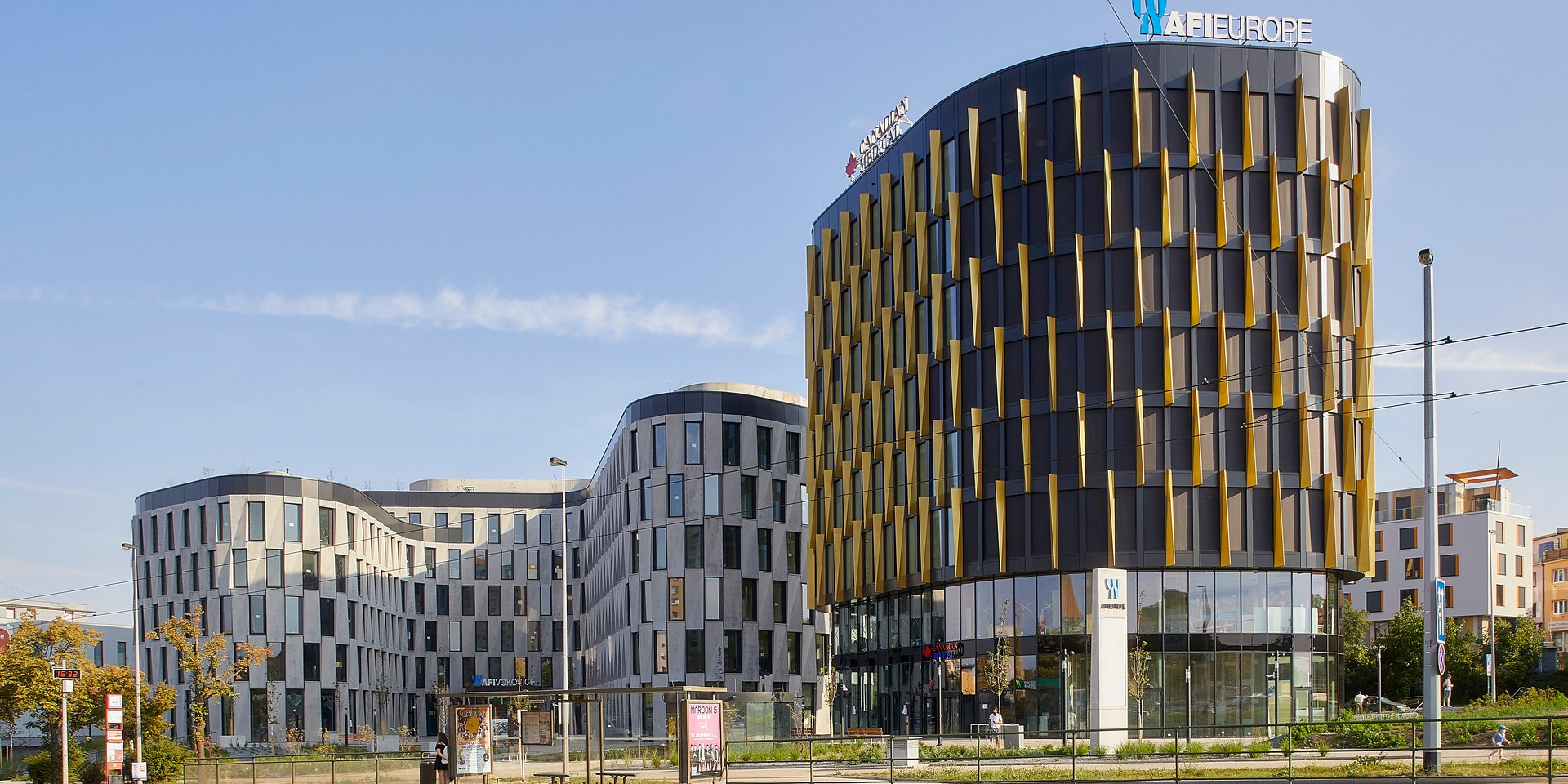Developeři objevují nové pražské čtvrti. Pro kanceláře