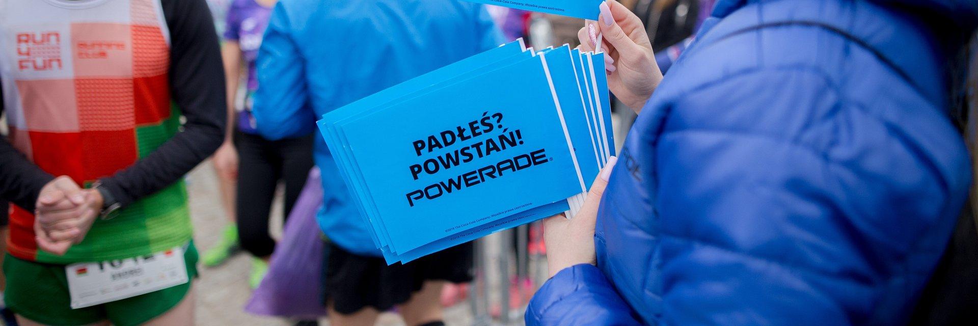 Global Shopper Marketing eventowo z Powerade