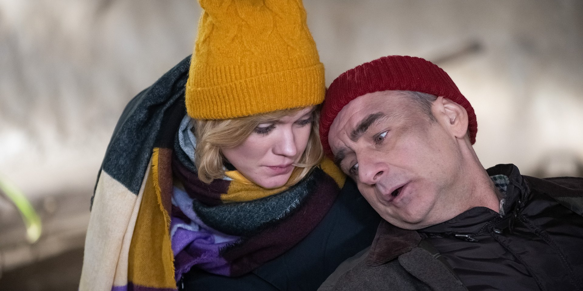 Na Wspólnej: Wiktor i Aniela pobici oraz uwięzieni przez bandytów!