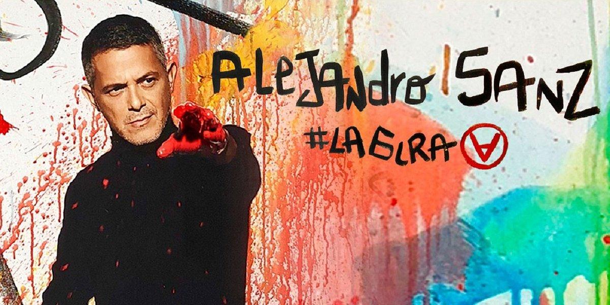 Alejandro Sanz anuncia las fechas de #LAGIRA en México