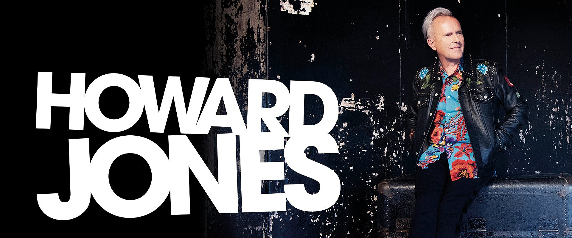 Howard Jones regresa a los escenarios