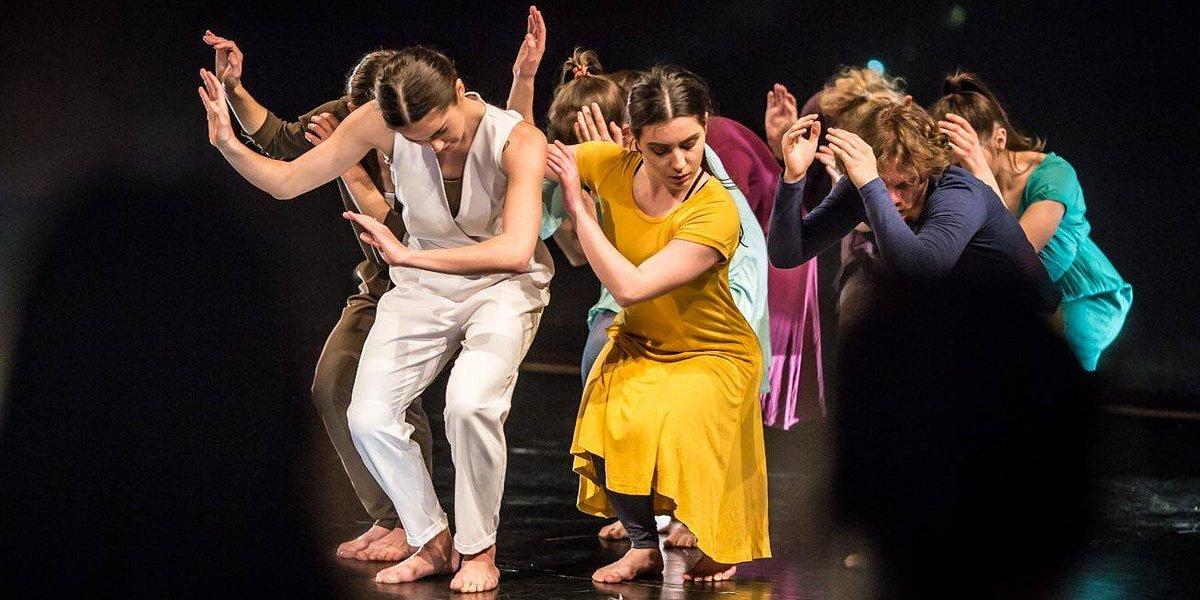 Centrum Sztuki Tańca - trzy spektakle w jeden wieczór