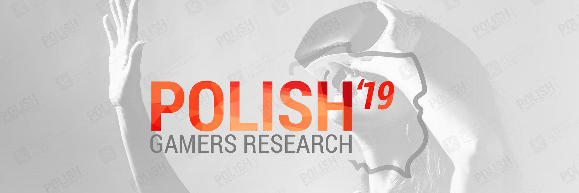 Przedstawiamy cząstkowe wyniki badania Polish Gamers Research'19