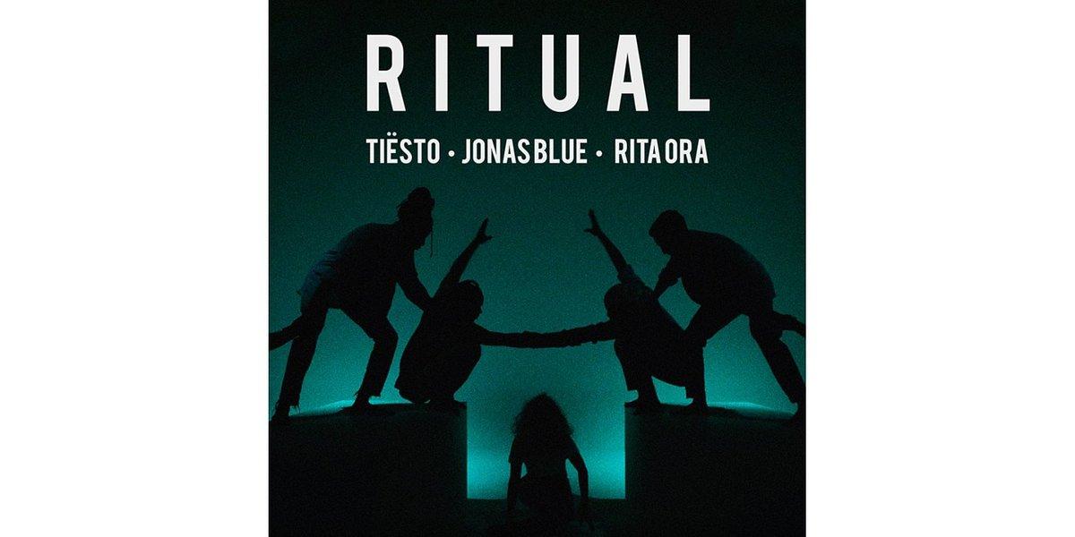 "Tiësto, Jonas Blue i Rita Ora odprawiają ""Ritual"""