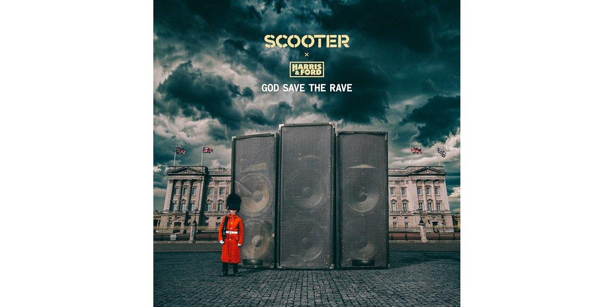 """SCOOTER z nowym kawałkiem """"God Save The Rave"""""""