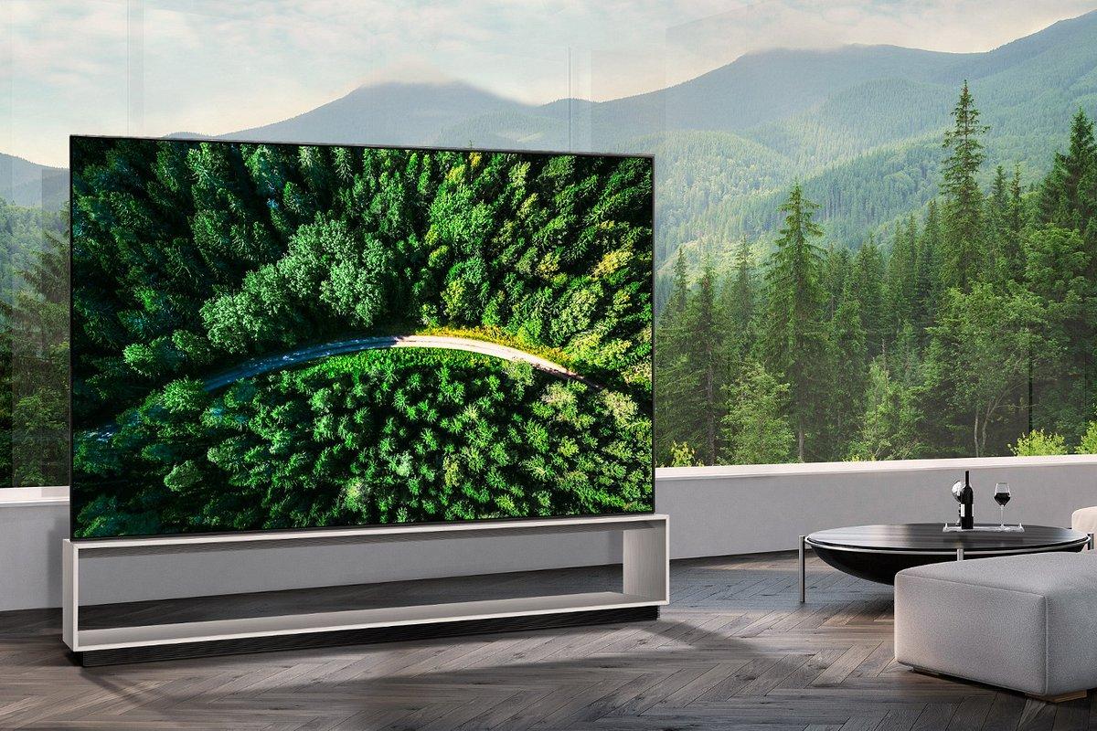 Pierwszy na świecie telewizor OLED 8K już w sprzedaży