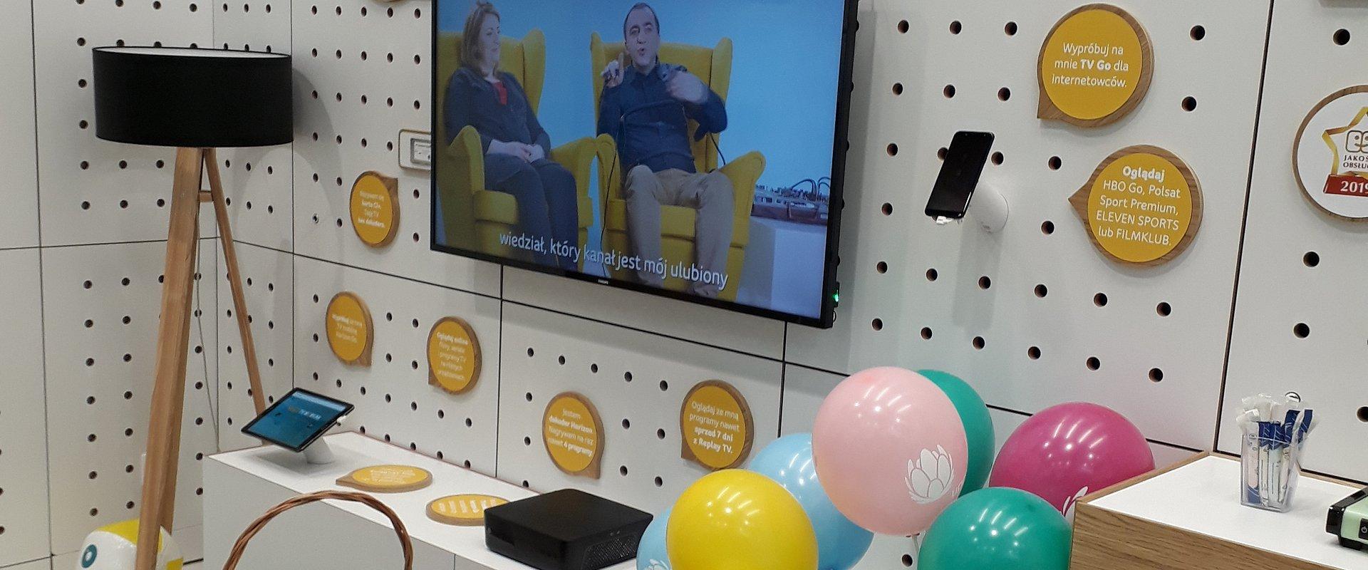 Otwarcie nowego Salonu Sprzedaży UPC Polska w Gdańsku