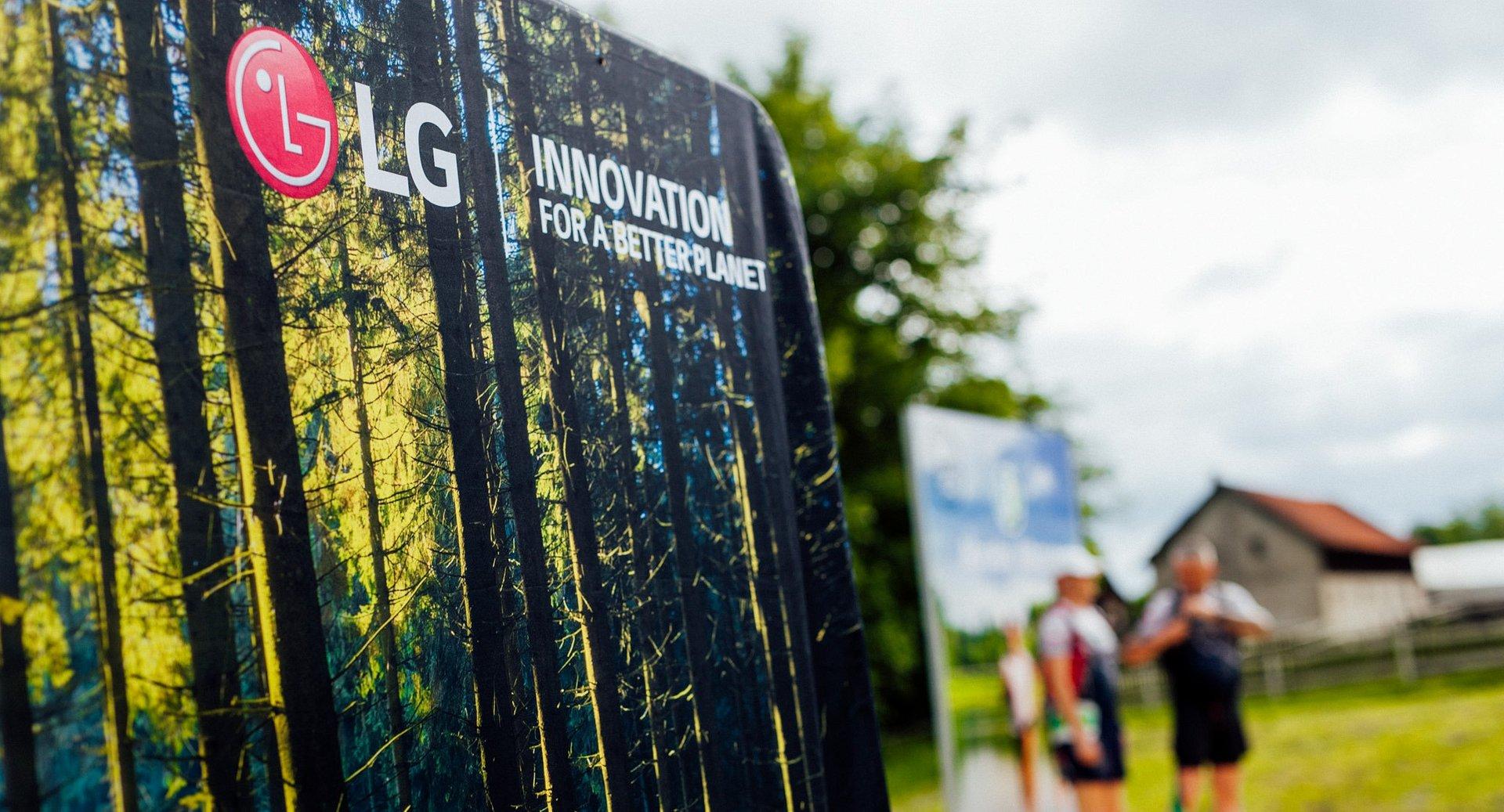 LG w trosce o przyszłość naszej planety