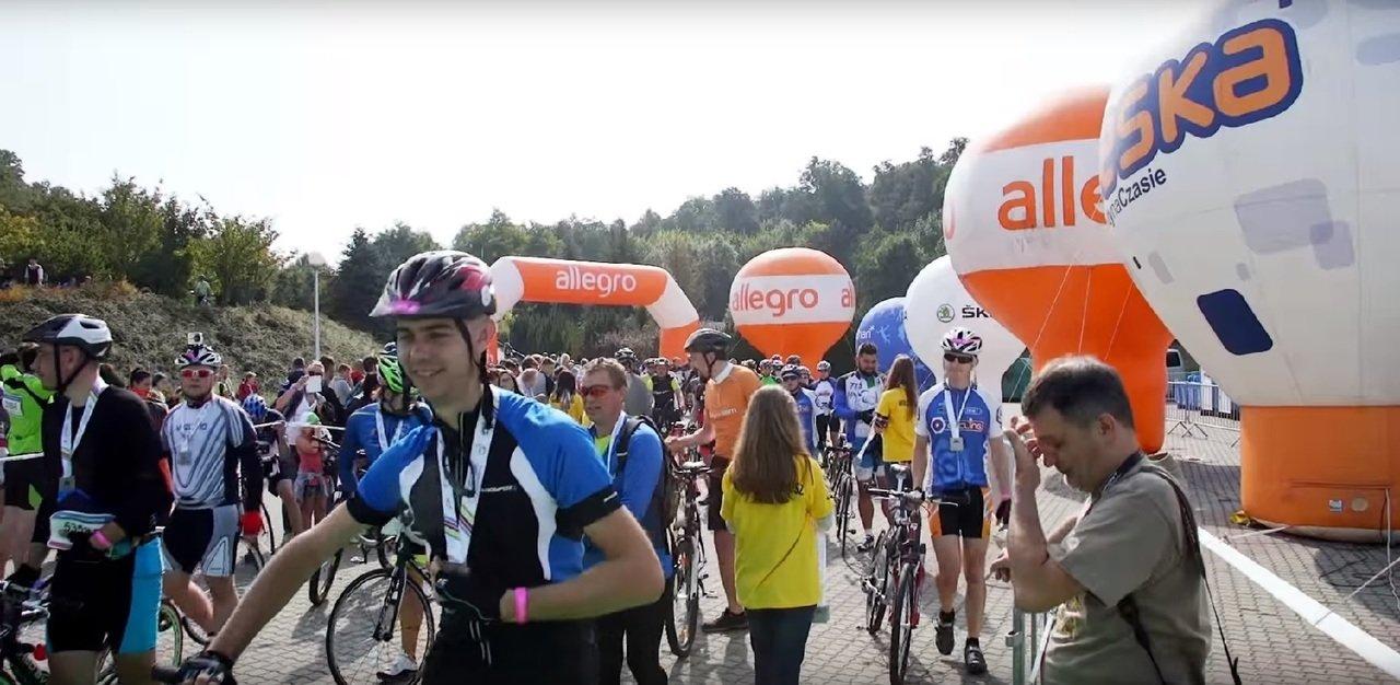 Kup pakiet startowy na Allegro i weź udział w ŠKODA Bike Challenge