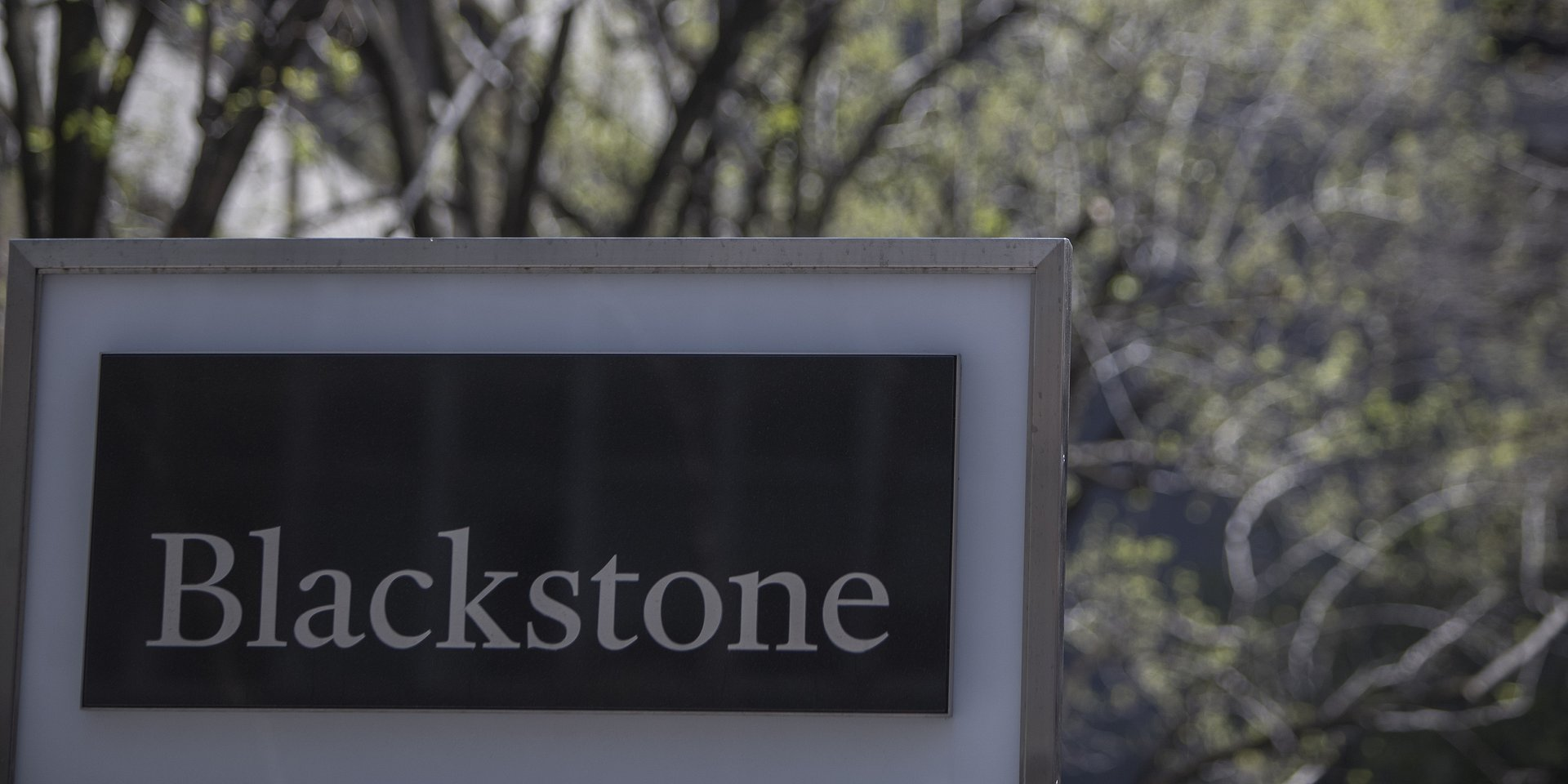 Blackstone set up the largest ever real estate fund